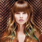 Hair: Javier Gonzalez / Photo: David Arnal / Make-up: Wild Van-Dijk / Styling: Visori Fashionart / Products: L'Oréal Professionnel