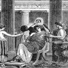 Colori, Posticci, Raccolti nell'Antica Roma