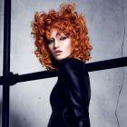 Hair: Angelo Seminara @Davines / Styling: Niccolò Torelli / Make up: Daniel Kolaric / Photo: Andrew O'Toole