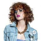 Hair: Felicita Ordás @Felicitas Hair / Styling: Visori FashionArt / Make up: Kuki Giménez / Photo: Esteban Roca / Products: Revlon Professional