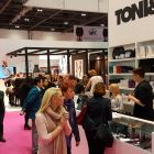 The Toni&Guy stand