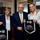 Avv. Giulia Bongiorno; Adriano Galliani;Michelle Hunziker