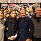 Giorgina Gallo con Roby Pissimiglia e Mark Cooper