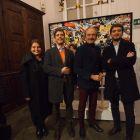 Gabriella, Luca, Roby e Gabriele Pissimiglia
