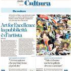 La Repubblica, sezione Cultura,13 novembre