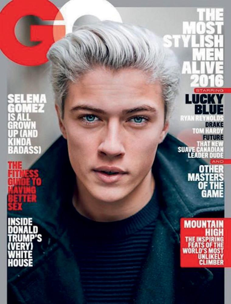 Super Uomini e capelli bianchi | estetica.it AM21