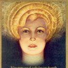 Werbung Wella Perms 1929