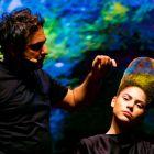 Santiago De Chile. Davines Hair On Stage