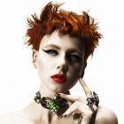 Hair: Andy Heasman @Rush Hair  Styling: Bernard Connolly Make up: Kristina Vidic Photo: John Rawson