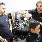 Hair: Lee Machin per L'Oréal Professionnel