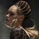 Hair: Jamie Benny @Rush Hair / Styling: Bernard Connolly / Make up: Maddie Austin / Photo: Jack Eames