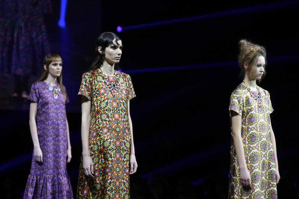 Wella professionals celebrates the beauty of colour for Davide diodovich