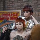 Hair: Luigi Martini e Sens.ùs Creative Team / Styling: Fabio Mercurio / Make up: Cristina Bonetti / Photo: John Doe