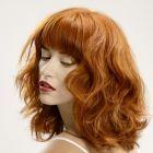 Hair: Eric Leturgie Photo: Emmanuel Chandelier Products: L'Oréal