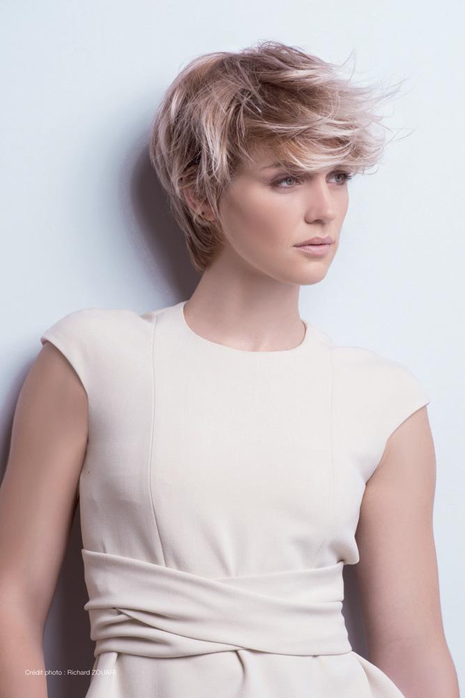 Taglio pratico capelli ricci