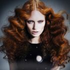 Hair: Colin McAndrew @Medusa / Styling: Magdalena Marciniak / Make up: Hannah Davies / Photo: John Rawson