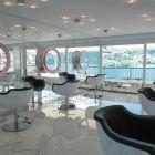 Nuovo Atelier Aldo Coppola a Lugano con vista lago