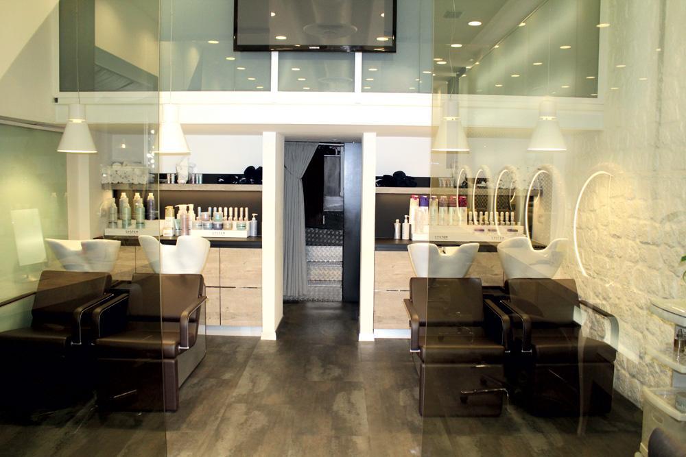 Arredamento parrucchieri outlet idee di design per la casa for Arredamento per estetica