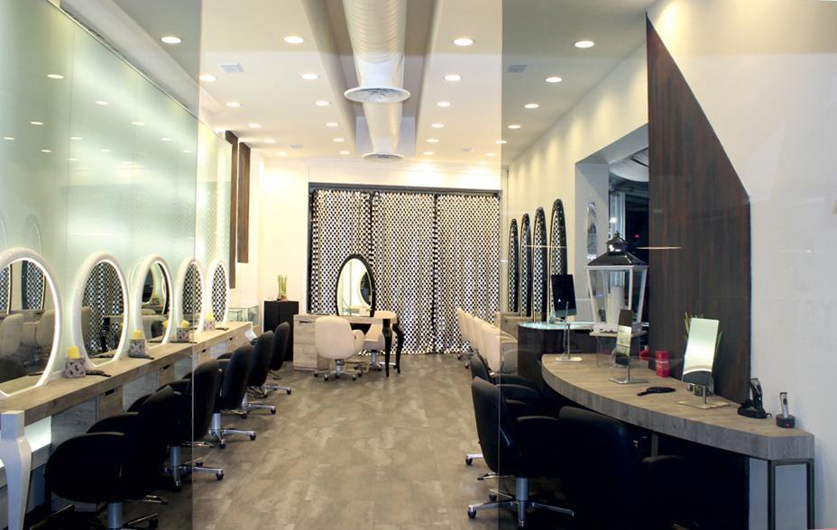 Arredamento parrucchieri i consigli per rinnovare il for Design arredamento parrucchieri