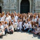Capelli Rossi. Sesto raduno a Milano