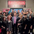 Nuovo colore nei capelli da Farouk System