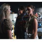 Trico|Logica nel backstage di Next Fashion School by Carla Secoli