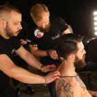 Class nei backstage di Pitti Immagine Uomo 92