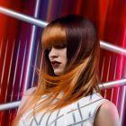 Hair: Eric Maurice / Makeup: Laurie Hadji / Photos: Pascal Latil / Stylism: Hervé Léger / Products: Wella Professionals