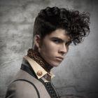Hair: Alex Axurmendi @Centro Beta / Styling: Visorifashionart / Make up: Centro Beta / Photo: David Arnal