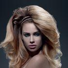 Hair: Gruppo Tecnico Intercosmo Worldwide / Artistic Direction: Area Italia Parma / Photo: Mario Gramegna / Make up: Lorenzo Cherubini