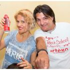 Francesca Piccioni e Giampaolo Deiana @Hair School