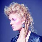 Hair: Jerome Fendt / Photo: Loris Romano / Make-up: Marie Borgobello