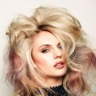 Hair: P.Kai Creative Team using Wella Professionals Make up: Katie Moore Photo: Kai Wan