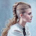Hair: Anna Pavlicová / Photo: Anka Mrazek Kovacic / Make-up: Hristina Georgievski / Styling: Miroslava Danielová