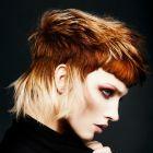 Hair: Scott Condon @Rokk Ebony South Melbourne / Make up: Sarah Baxter / Photo: Elizabeth May Kinnaird