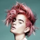 Hair: Nathan Cherrington @TONI&GUY Australia / Styling: Emily Yee / Make up: Chereine Waddell / Photo: Andrew O'Toole