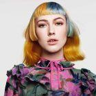 Lizzy - Cut: Efi Davies - Colour: Jo O'neill