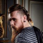 Barba e baffi: il trend del momento