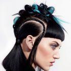 Art Direction: Sacha Mascolo-Tarbuck for Toni&Guy   Photo: Jack Eames   Make-Up: Lan Nguyen   Styling: Sara Dunn