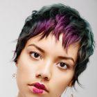 "Hair: Rokk Ebony | Photo: Elizabeth Kinnaird, Michaela Barca e Chung Yang ""Yoshi"" Su"