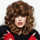 Hair: Equipo Artistico Rizos | Styling: Equipo Artistico Rizos | Make up: Pilar Lucas per Rizos | Photo: David Arnal