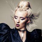 Hair: Hayley Quinlin & Tikadi Art Team   Styling: Bernard Connelly   Make up: Jo Sugar   Photo: Desmond Murray