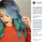 Metallic Hair, tinte cangianti e luminose