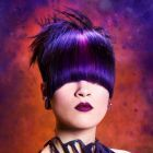 Hair: Liza Espinoza @Salon Fluxx for Joico | Colour (Ami): Julee Damara Krause @ Salon Fluxx | Make-up e Styling: Rachel Frank, RFD | Photostyling: Reynaldo Achurra | Photo: Steven Ledell | Products: Joico