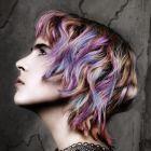 Creative direction & Hair: Charlene Fernandez @Rokk Ebony | Styling: Melissa Nixon | Make up: Sarah Baxter | Photo: Elizabeth Kinnaird