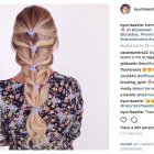 Mermaid Braid, la treccia da sirena