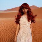 Hair: Angelo Seminara for Great Lengths | Styling: Niccolò Torelli | Make up: Daniel Kolaric | Photo:  Andrew O'Toole | Products: Davines