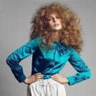 Hair: Laurent Decreton for L'Oréal Professionnel   Colour: Patricia & Elodie   Styling: Lieve Gerrits   Make up: Magdalena Loza   Photo: Giel Domen