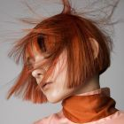 Hair: Loft Parrucchieri | Photo: John Woods | Make-up: Monica Ricciardi | Styling: D. Corcio