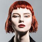 Hair: Paul Stafford e Amy Cartwright @Stafford | Hair Colour: Aidan Bradley | Styling: Sara O'Neill | Make up: DJ Griffin | Photo: Lee Mitchell